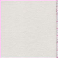 Cream Washed Linen