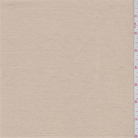 Deep Beige Washed Linen