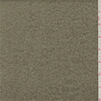Golden Olive Wool Coating