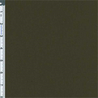 *1 YD PC--Dark Olive (5-6 oz) Cotton/Linen