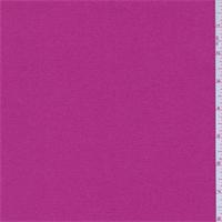 Hot Pink Twill Wool Jacketing