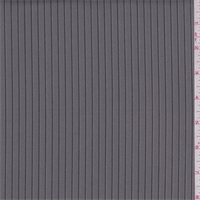 Steel Grey/Forest Stripe Polyester Suiting