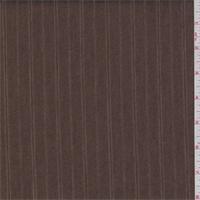Cinnamon Stripe Denim Look Suiting