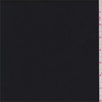 *2 1/2 YD PC--Slate Black Fine Line Twill