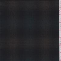 Olive/Black Shadow Plaid Wool Flannel