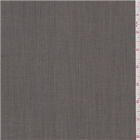 *4 1/2 YD PC--Dusty Brown Suiting