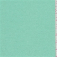 Bright Mint Green Bamboo Jersey Knit