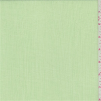 Pastel Green Cotton Gauze