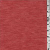 *3 1/2 YD PC--Tangerine Orange Jersey Knit