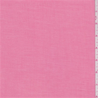 *1 YD PC--Salmon Pink Cotton Lawn