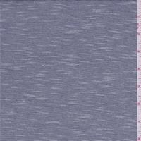 Dark Navy/White Micro Stripe Jersey Knit