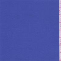 Periwinkle Blue Wool Gabardine