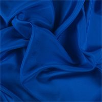 *1 YD PC--Sapphire Silk Habotai