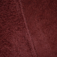 Polartec Double Sided Curly Fleece - Wine Red