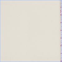 *4 1/4 YD PC--Dark Ivory Stretch Silk Chiffon