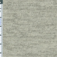 *3 YD PC--Taupe Stretch Sweater Knit