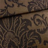 Luilor Art Mattoir Brown Floral Jacquard  Decorating Fabric