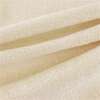 Ivory Soho Chenille Home Decorating Fabric