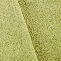 Designer Green Tea Colette Cloque Home Decorating Fabric