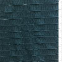 Teal Blue Ruffle Knit