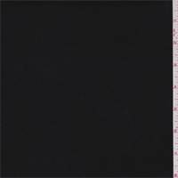 *3 YD PC--Black Stretch Twill