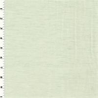 Cream Wool Jersey