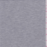 Heather Grey Jersey Knit