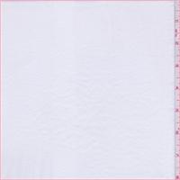 White Polyester Crepe
