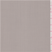*2 1/2 YD PC--Pale Taupe Crepe