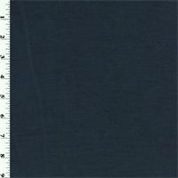Navy Wool Sweater Knit