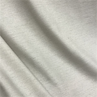 Pearl White Wool Jersey