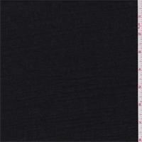 Black Shimmer Double Organza