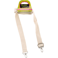 Cotton Web Handbag Handle Shoulder Strap 48-1/2-