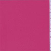 Geranium Pink Silk Crepe de Chine
