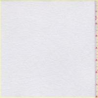 White Burnout T-Shirt Knit