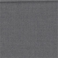 *7/8 YD PC--Grey Pinstriped Suiting