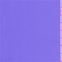 Lilac Purple Polyester Charmeuse