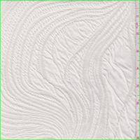Buttercream Swirl Jacquard Sweater Knit