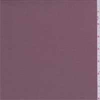 *2 YD PC--Dark Mauve Bamboo Jersey Knit