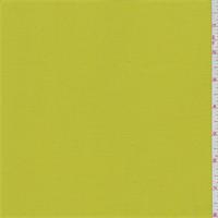Chartreuse Yellow Crepe