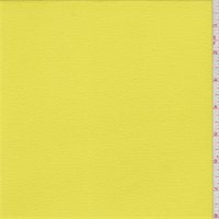 Sunshine Yellow Georgette