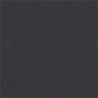 *2 3/8 YD PC--Black Twill Denim