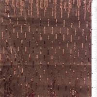 Nutmeg Sequin Jersey Knit
