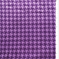Lilac/Purple Houndstooth Nylon Knit
