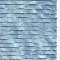 Baby Blue Ruffle Knit