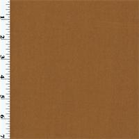*3 3/4 YD PC--Burnt Orange Wool Crepe Suiting