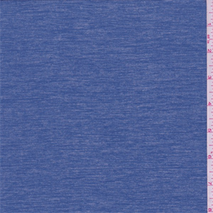 Blue silver space dye jersey knit 63825 fashion fabrics for Space dye knit fabric by the yard