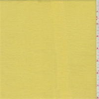 *2 7/8 YD PC--Sunflower Yellow Shantung