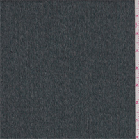 *3 YD PC--Heather Spruce Herringbone Poly Blend Suiting