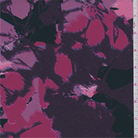 Plum/Berry Floral Activewear